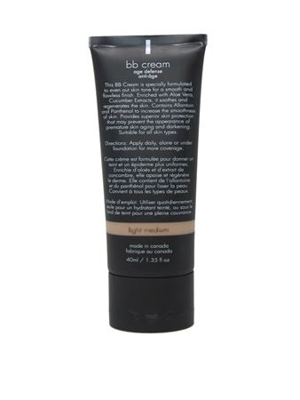 Picture of Light-Medium BB Face Cream