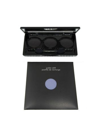 Picture of Empty 3-well Eyeshadow Palette