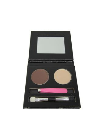 Picture of Duo Wine Brown Brow Grooming Kit