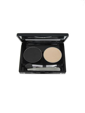 Picture of Duo Black Smoke Brow Grooming Kit