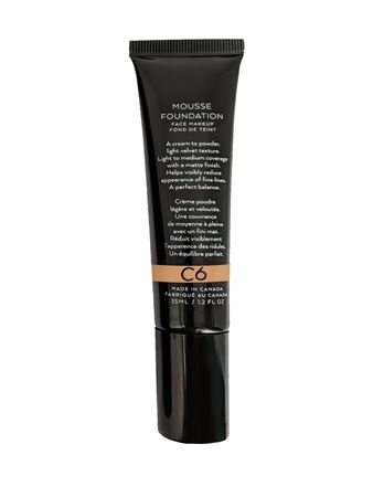 Picture of C6 Mousse Foundation