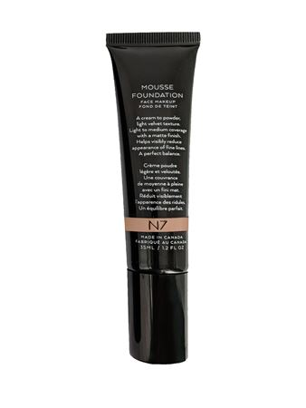 Picture of N7 Mousse Foundation