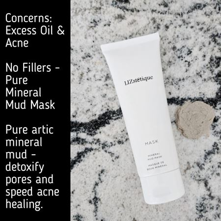 Picture of No Fillers! Pure Mineral Mud Mask